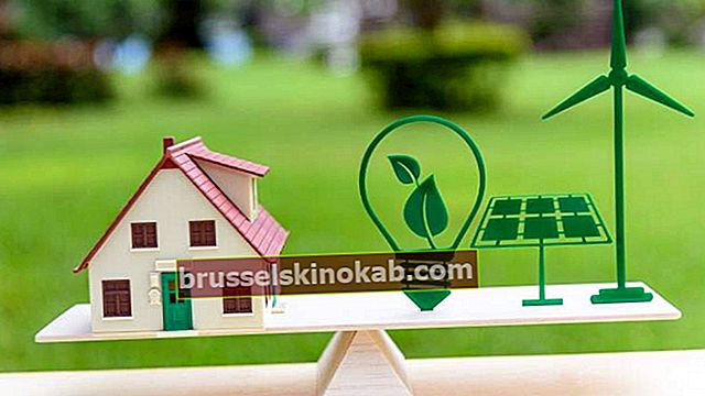 Upptäck fem källor till ren och förnybar energi