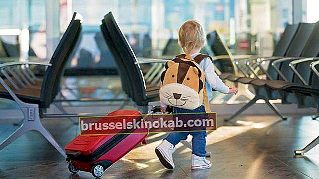 Behöver barn ha domstolsbehörighet för att resa?