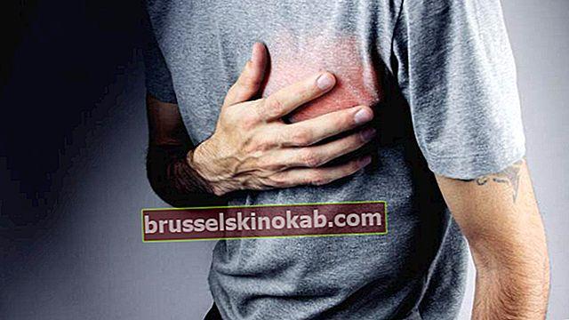 Covid-19 genererar inflammation i hjärtat och kan leda till infarkt