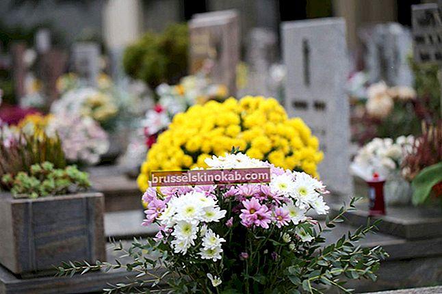 Firandet av de döda: ta reda på ursprunget till All Souls 'Day