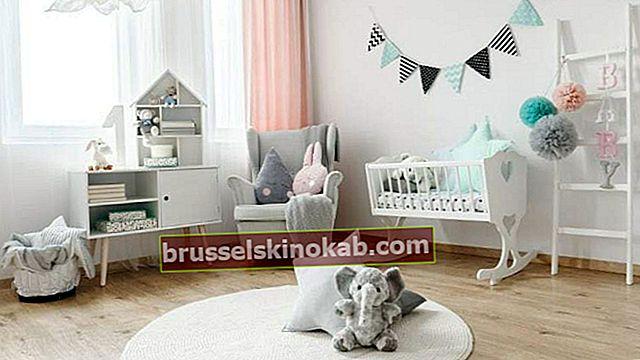 Babyrumsdekor: se 10 kreativa och ekonomiska idéer