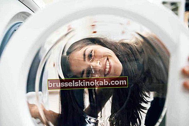 Hur man tvättar kläder med vinäger: 6 tips att spara nu!