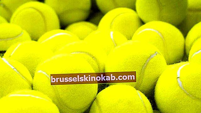 6 tennisbollstrick som förändrar ditt dagliga liv