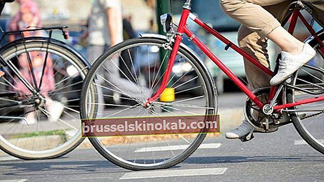 Lär dig hur du gör snabba cykelreparationer