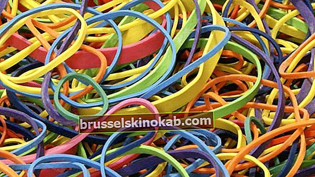 Möt 11 nyfikna användningsområden för elastik