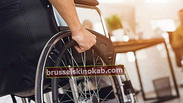 Rullstolsreparation: se hur man gör det