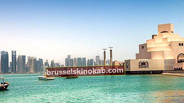 Qatar: Lær de vigtigste turiststeder i landet og deres nysgerrighed at kende