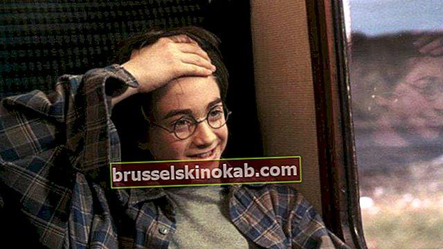 40 år med Harry Potter: 15 sjove fakta om sagaen