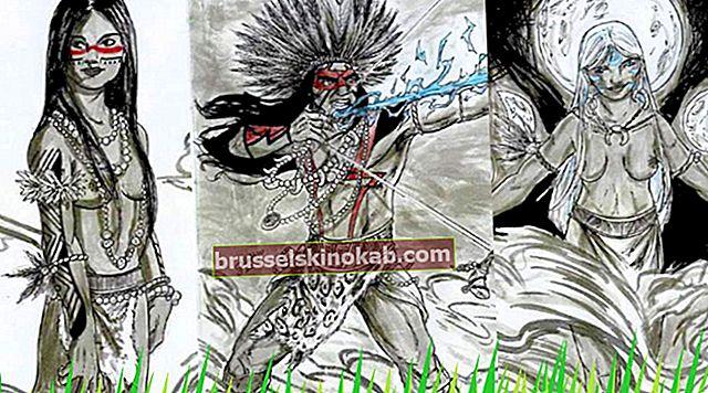 Oprindelige folks dag: et kig ind i den brasilianske mytologi