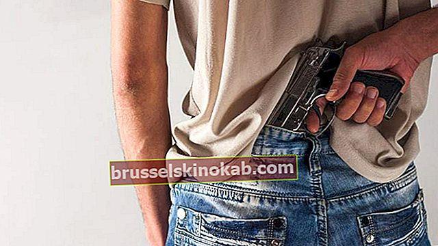 Ved du hvad du skal gøre i et skydevåbenangreb?
