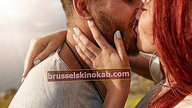 Oplev styrken ved at kysse