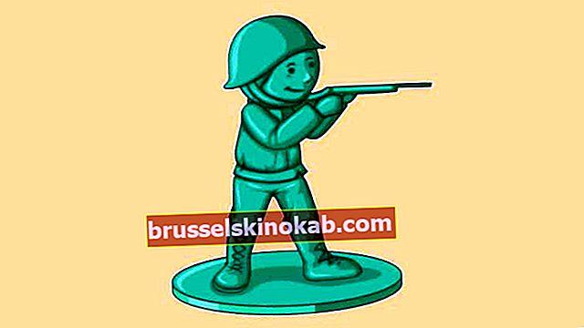 """""""Soldatmarsch, chef för ..."""" Skratta med dessa militära skämt!"""