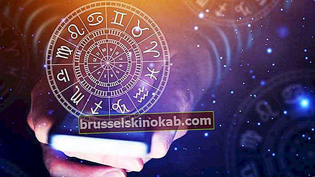 Oplev kendetegnene ved de 12 tegn på Zodiac