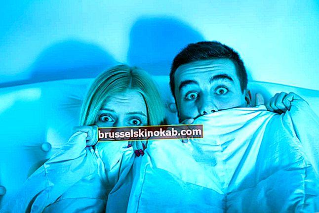 Känner du till konstiga fobier? Ta frågesporten och ta reda på det!