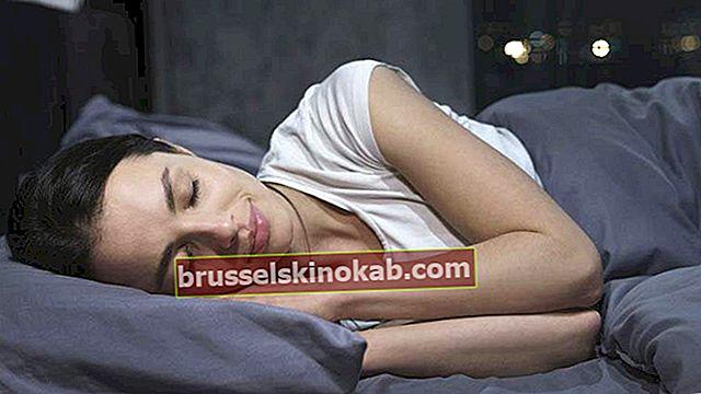 10 enkla tips för att somna utan problem!