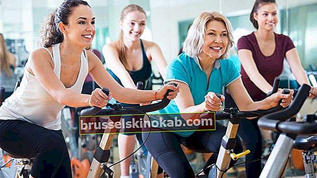 Treningssykkel: 13 fordeler med trening som eliminerer opptil 800 kalorier