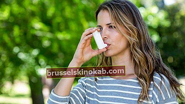 אסטמה: 6 מזונות המסייעים בהקלה על הסימפטומים