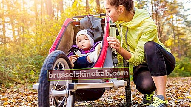 Hoe u na de zwangerschap weer in vorm kunt komen