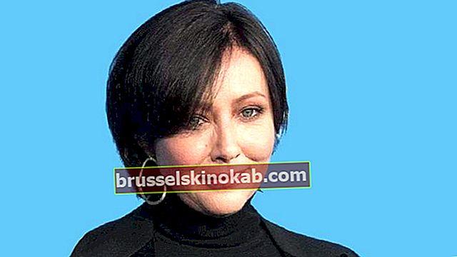 Skådespelerskan Shannen Doherty säger att hon förlorade kampen mot bröstcancer