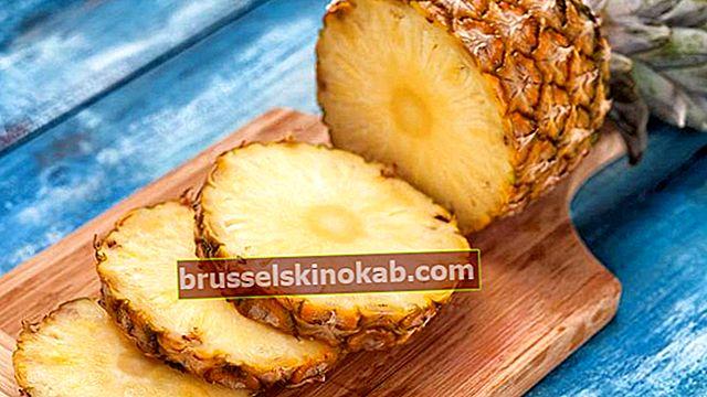 Oppdag de 15 helsemessige fordelene med ananas