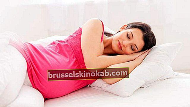 15 συμβουλές για την καταπολέμηση της αϋπνίας κατά την εγκυμοσύνη