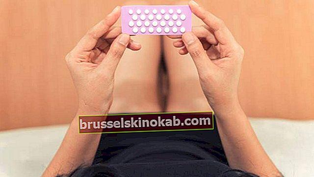10 ting du trenger å vite om p-piller