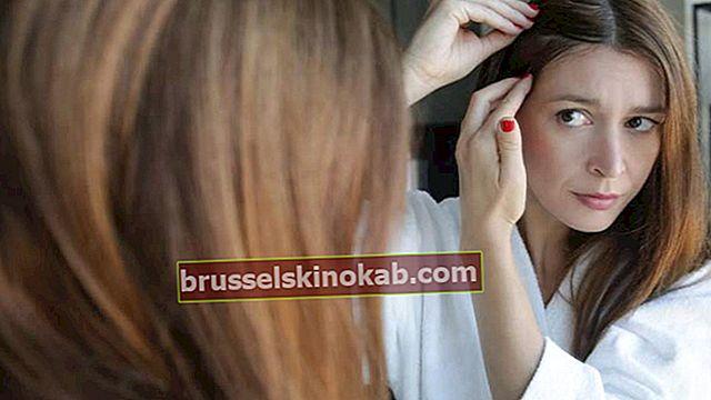 Vad som orsakar håravfall: 10 skäl
