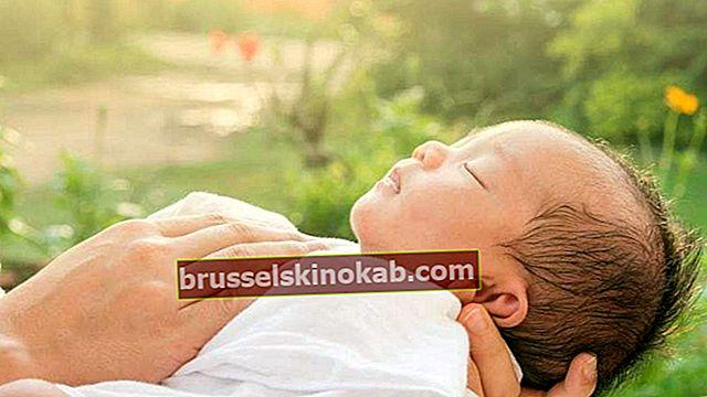 Baby soling: vet hvorfor dine trenger også