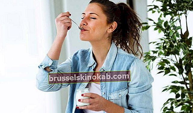 Upptäck de många hälsofördelarna med yoghurt