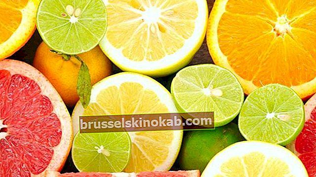 C-vitamin: känner till fördelarna och känner till den ideala dosen