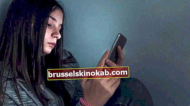 Risken för depression och ångest vid missbruk av sociala nätverk