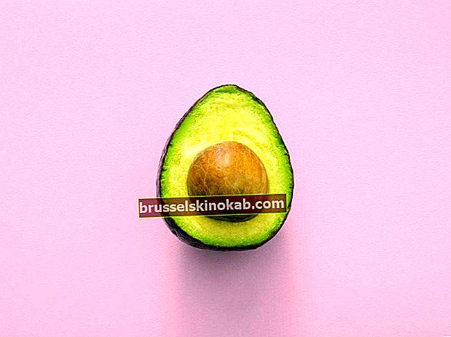 17 grunnleggende helsemessige fordeler av avokado