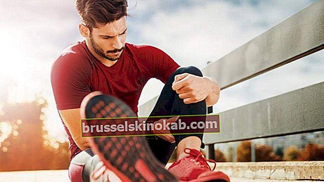 Lär dig hur man lindrar huvudtyperna av muskelsmärta