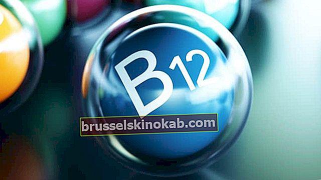 Vitamin B12: Finn ut hva det er til og anbefalt inntak