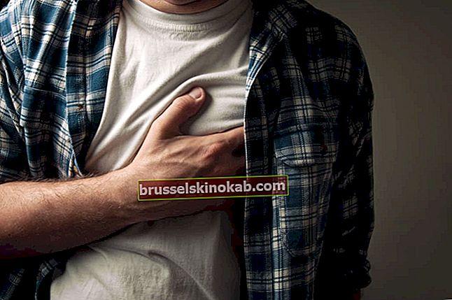 Artärhinder: vändning av tillståndet