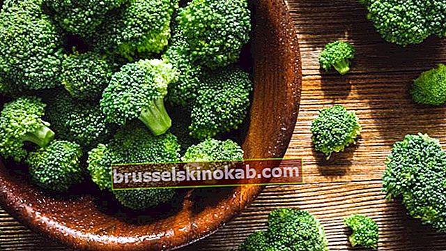 7 fantastiske helsemessige fordeler av brokkoli