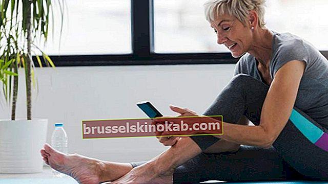 10 appar för att träna hemma och säkerställa din hälsa