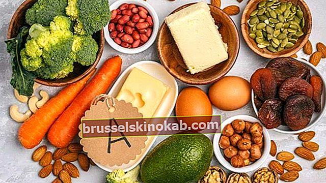 Ta reda på varför din kropp behöver vitamin A