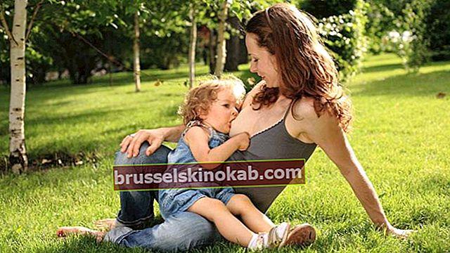 Långvarig amning: upptäck fördelarna för mödrar och barn
