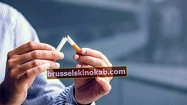 Ta reda på vad som händer med din kropp när du slutar röka