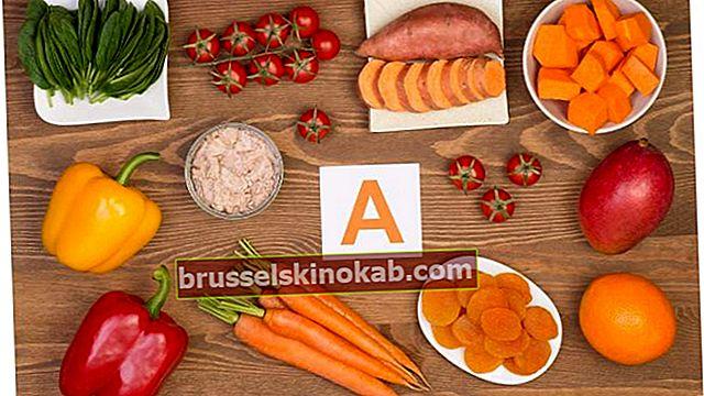 13 A-vitaminrika livsmedel du behöver konsumera