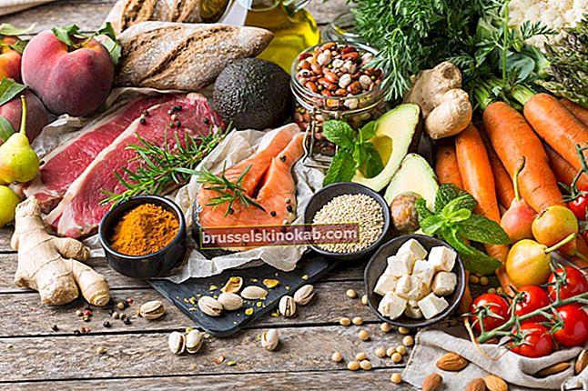 Makrodiet och makrobiotisk diet: vad är skillnaden?