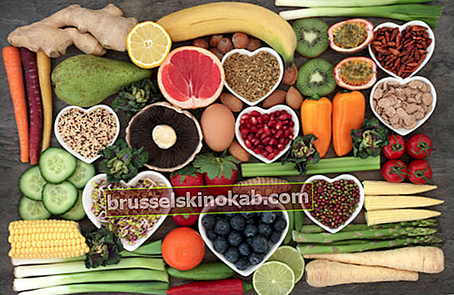 De 8 viktiga vitaminerna och mineralerna för din kropp