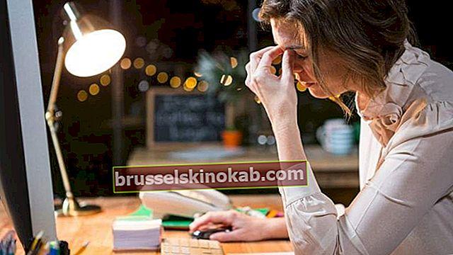 Tysta signaler som kan indikera stress