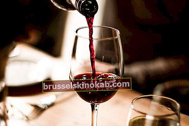 Är vin bra för din hälsa? Känn fördelarna och riskerna med drycken
