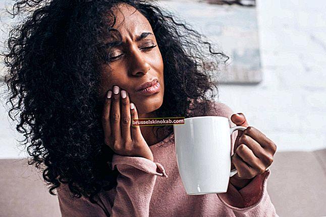 7 vanor som är dåliga för tänderna och du inte visste