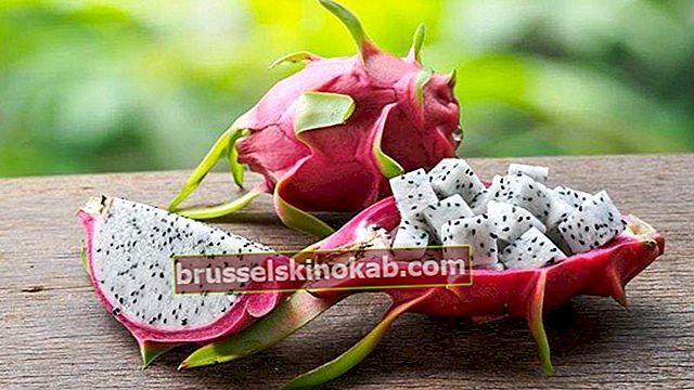 6 hälsofördelar med pitaya