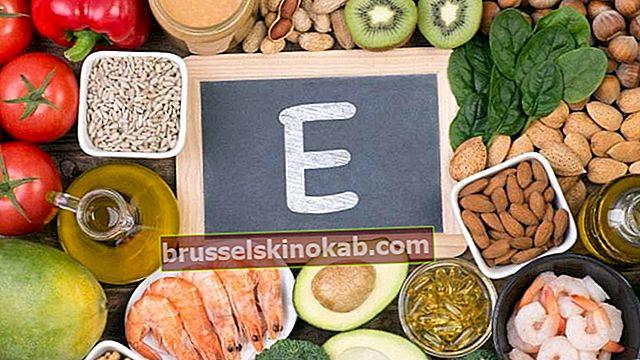 Se hvordan vitamin E kan være til fordel for kroppen din