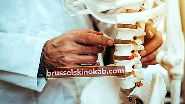 Forstå hva cervical og lumbal lordose er og hvordan du kan unngå smerte
