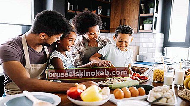 Livsmedelsutbildning och vikten av goda matvanor